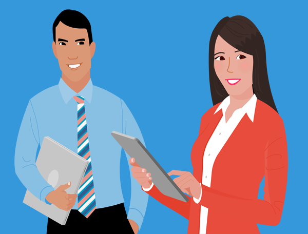 Corporate clients and government institutions